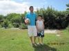 Jean Paul et le petit Wallis