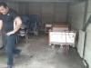 Récupération matos Cosnes d'Allier