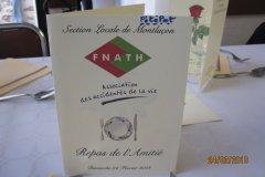 Repas et soirée dansante FNATH 2013