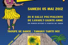 Soirée AHSAD-WF mai 2012